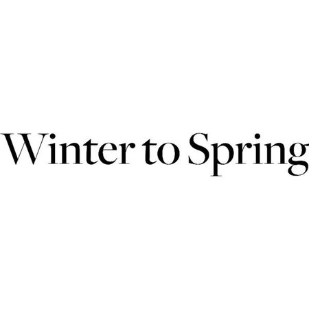 winter to spring polyvore quote - Google Search