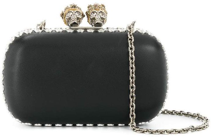 Queen and King box clutch