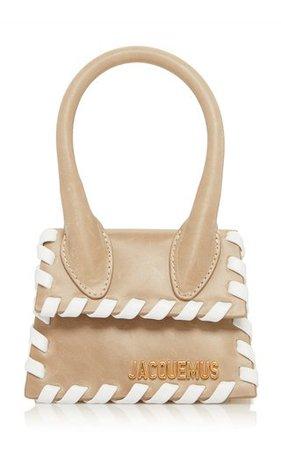 Jacquemus mini brown bag