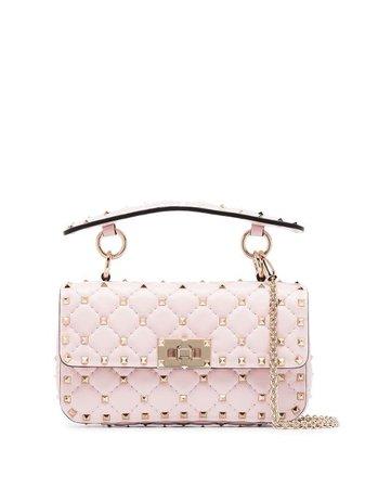 Valentino Garavani Small Rockstud Shoulder Bag - Farfetch