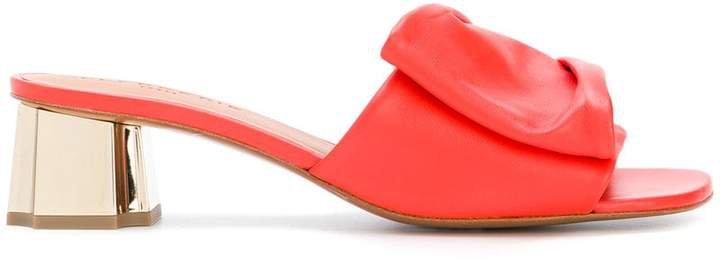 Clergerie Lendy low heel sliders