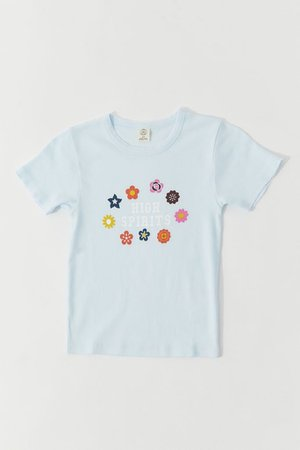High Spirits Baby Tee | Urban Outfitters