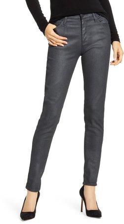 The Farrah High Waist Skinny Jeans