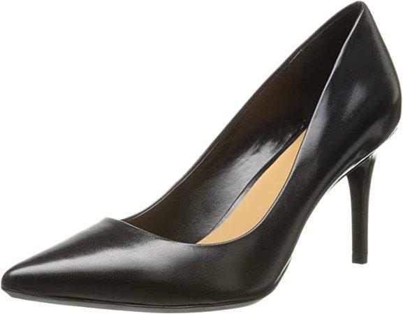 Calvin Klein Women's Gayle Pump, Black Patent Pump