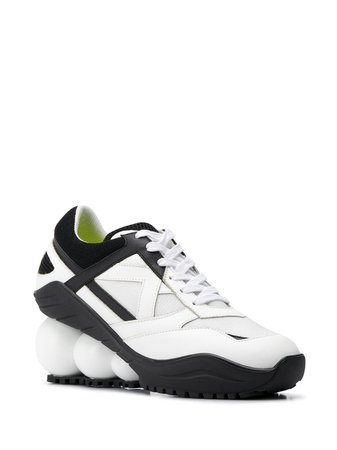 Christopher Kane Looner Sneakers CFWSN001000 White | Farfetch