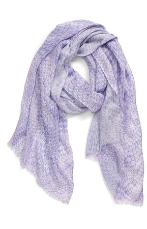 Psychedelic Wave Scarf