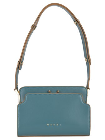 Marni Mini Trunk Reverse Shoulder Bag