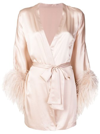 Gilda & Pearl Mia wrap robe