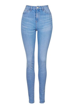 TALL Bright Blue Jamie Jeans - Topshop