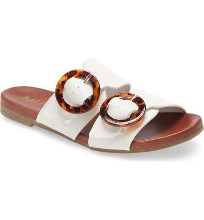 MIA Edina Slide Sandal (Women) | Nordstrom