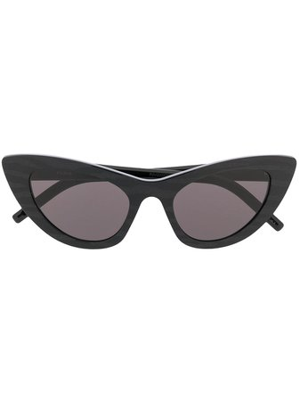 Saint Laurent Lily Tiger Sunglasses | Farfetch.com