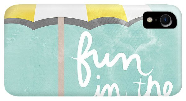 Fun In The Sun IPhone XR Case for Sale by Linda Woods