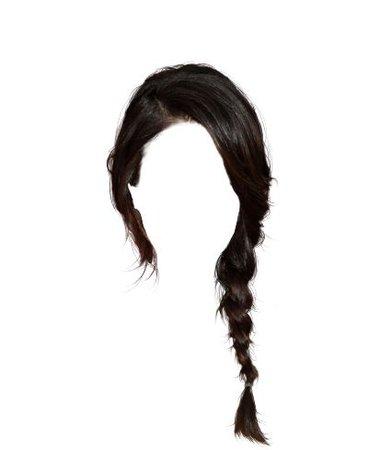 braid black hair png