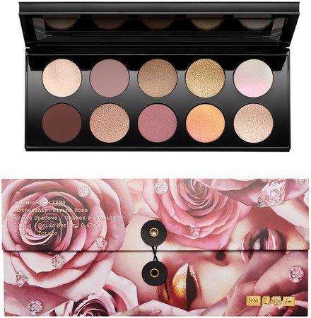 Mothership VII Eyeshadow Palette - Divine Rose Collection