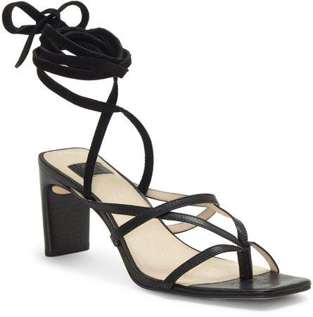 Lehana Wraparound Ankle Strap Sandal