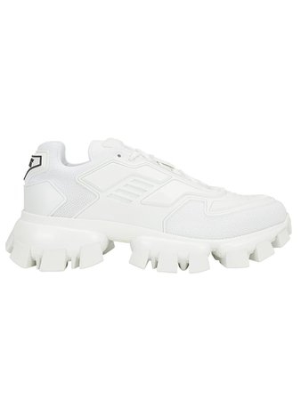 Prada Prada Cloudbust Thunder Sneakers - Bianco - 11171895 | italist
