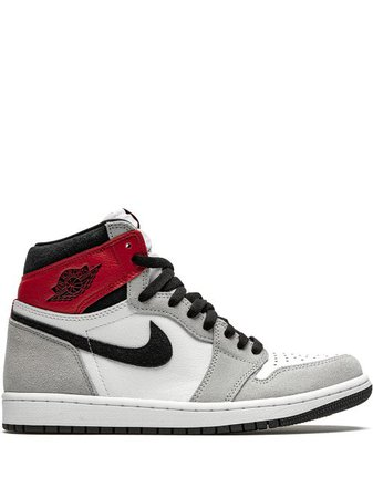 Shop red Jordan Air Jordan 1 Retro High sneakers with Express Delivery - Farfetch
