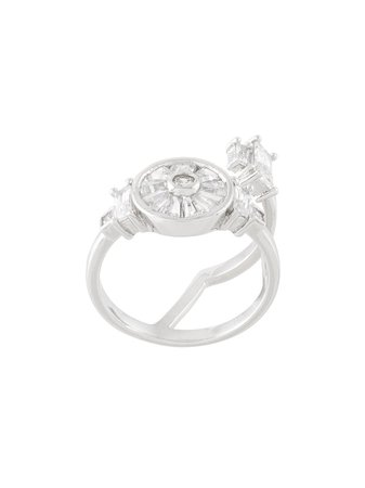 V Jewellery Olive ring £100 - Fast Global Shipping, Free Returns