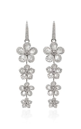 David Morris Miss Daisy Earrings