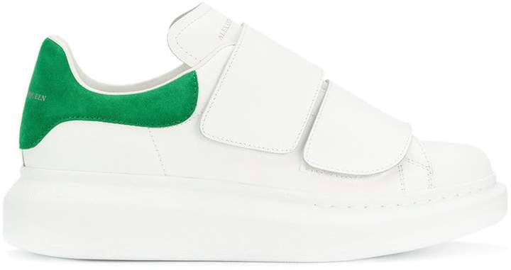 extended sole sneakers