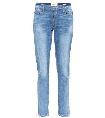 Le Garçon Crop jeans