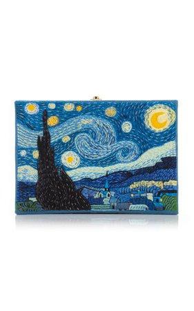 Van Gogh Clutch| Moda Operandi
