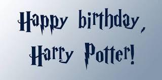 harry potter birthday - Google Search