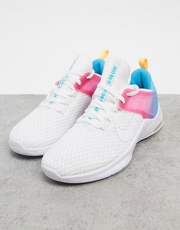 Nike Training Air Max Bella sneakers in white | ASOS