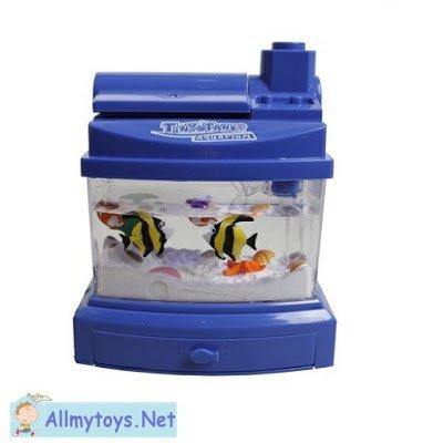 Tiny Fish Tanks - Miniature Aquarium That Works