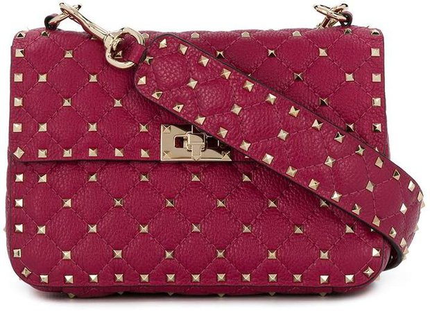 Garavani Rockstud Spike shoulder bag