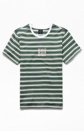 HUF Baldwin Knit Striped T-Shirt | PacSun