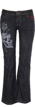 low rise jeans png