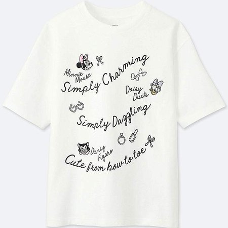 Women's Minnie Mouse Best Friends Forever Short-sleeve Graphic T-Shirt