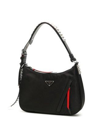 Prada New Vela Hobo Bag