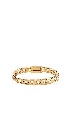 Vanessa Mooney The Kiana Chain Bracelet in Gold | REVOLVE