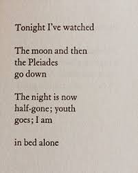 sappho poetry - Google Search