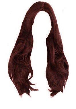 red hair edit png