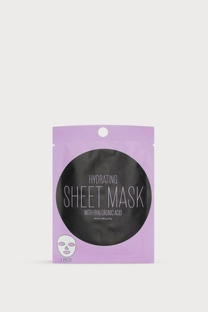 Sheet Mask - Hydrating with hyaluronic acid - Ladies | H&M US