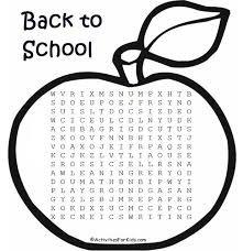 school words - Google Search