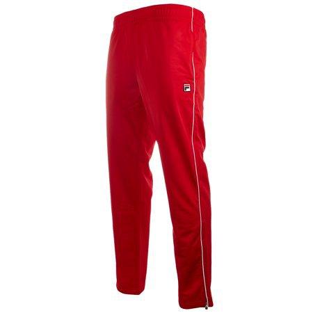 Fila ITALIA TRACK PANTS in red $55.00