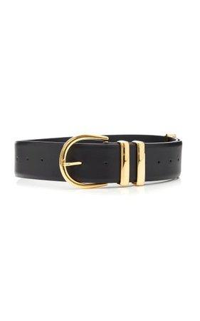 Bella Leather Belt By Khaite | Moda Operandi