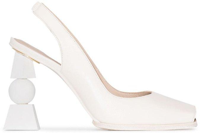 Les Chaussures Valerie 105mm pumps