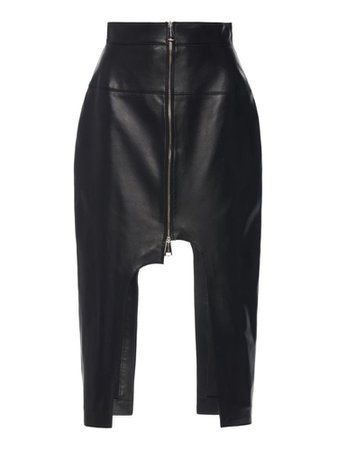 Leather Skirt PNG