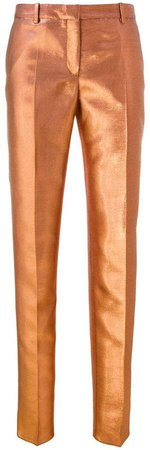 Indress slim-fit trousers