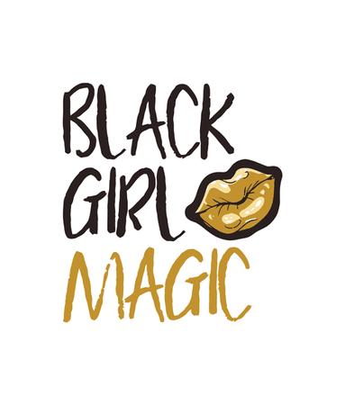 Black Girl Magic T Shirt For Men Women S-M-L-XL-2XL-3XL