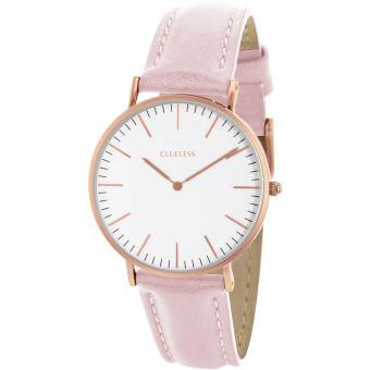 clueless pink watch