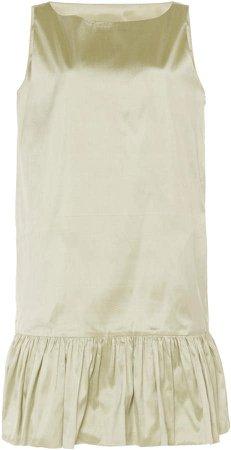 White Story Ember Silk Shift Dress