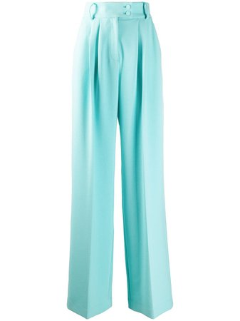 Styland Pleated wide-leg Trousers - Farfetch