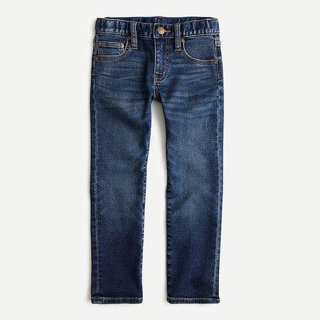 J.Crew: Boys' Ollie Wash Runaround Jean In Slim Fit