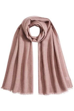 Scarf with Mohair, Alpaca, Cashmere and Silk Gr. One Size
